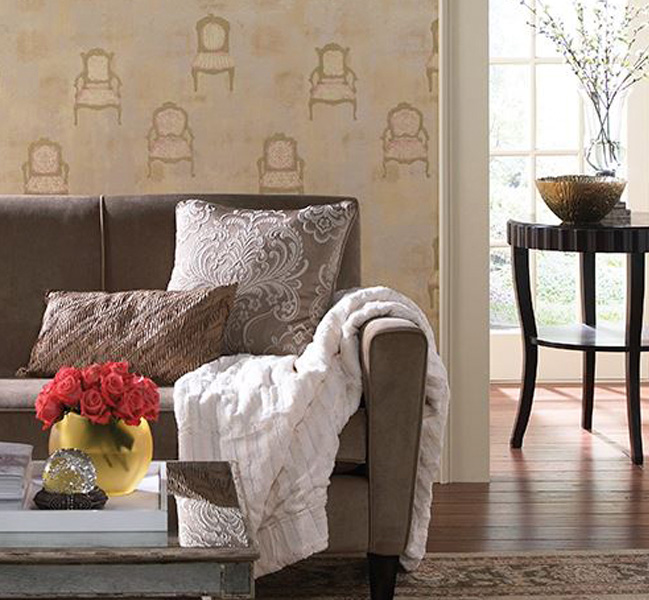 papel-de-parede-sala-cadeiras