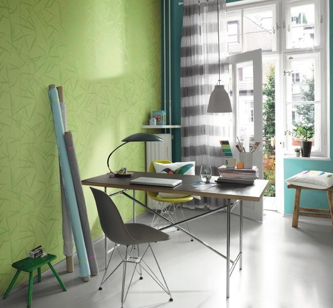 papel-de-parede-verde
